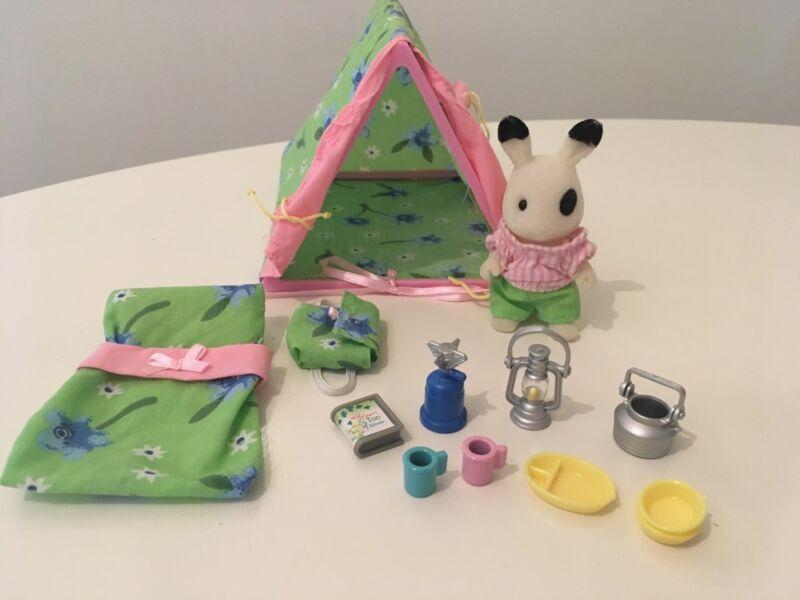 Sylvanian Families C&ing Tent Set & Sylvanian Families Camping Tent Set | Toys - Indoor | Gumtree ...