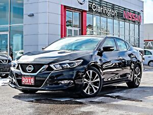 2018 Nissan Maxima SL 300 HP w Advanced Safety Features
