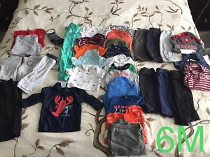 6 month baby boy clothing