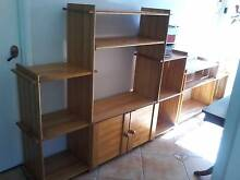 BOOKCASE / DISPLAY UNIT Glenwood Blacktown Area Preview