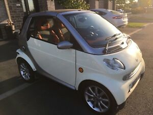 Smart fortwo Passion cabriolet 2005