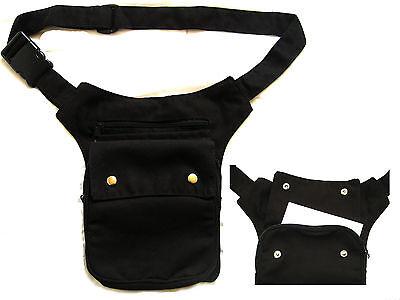 Gürteltasche Sidebag Hüfttasche Seitentasche Geldtasche Bauchtasche Tasche