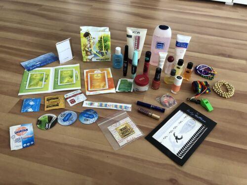 Beauty Box 36 Teile Kosmetik Set Nivea NYX Weleda Dior L'Oreal Essence Lancome