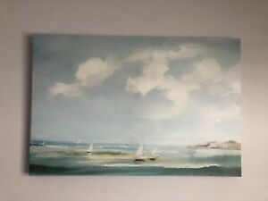 Sea and Sky Painting