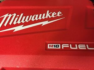 Milwaukee Fuel High Torque Impact Case Brand New