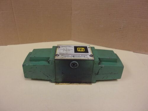 Parker Hannifin 10101D1AYB H 27 A Directional Control Valve 115V
