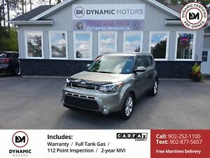 2015 Kia Soul EX LOW KMS! ONE OWNER! OWN FOR $135 B/W, 0 DOWN...