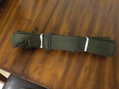 NOS lot of 5 US MILITARY NYLON GENERAL PURPOSE CARRYING  STRAP SHOULDER  SLING