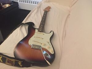 Fender Stratocaster Road Worn 60's