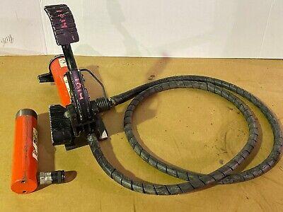 Ridgid Hydraulic Foot Pump - Hf-32 -