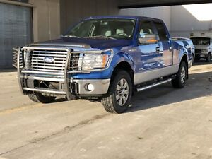 BLUE FORD F 150 ECOBOOST 3.5 V6 TURBO~~6.5 FOOT BOX~~IMMACULATE