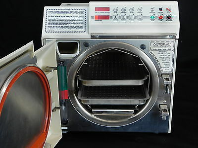 Midmark Ritter M9 Gen 1 Sterilizerautoclave Patient-ready 90-day Warranty