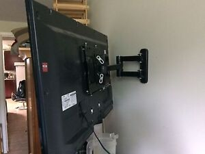 "Nego 37"" LG tv with high quality wall mount"