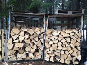 Seasoned Split Birch Firewood