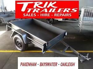 6x4 allrounder  commercial strength trailer PAKENHAM Pakenham Cardinia Area Preview