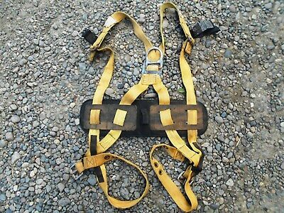 French Creek 850 Sm Harness Pole Tree Climbing Safety Belt Logging Arborist