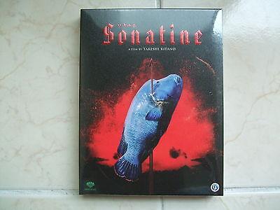 Sonatine . Blu-ray Limited Edition