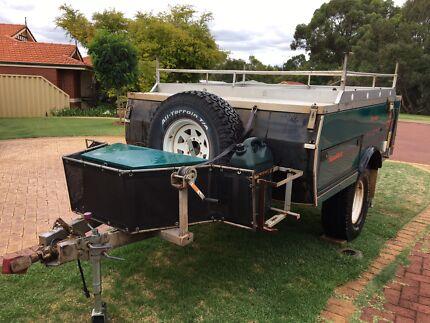 Cub Drover Off Road Camper Trailer(SOLD PENDING PICK UP)