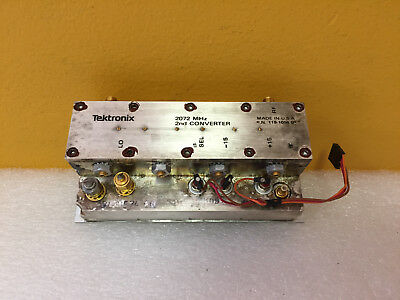 Tektronix 119-1096-02 2nd Converter Assembly. For 492 49x Analyzers. Tested