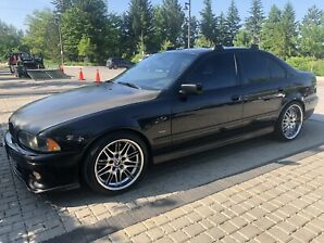 2003 BMW 540iA great deal