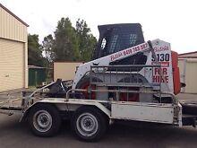 Truck bobcat excavator combo Elimbah Caboolture Area Preview