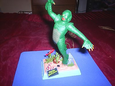 CREATURE FROM THE BLACK LAGOON MODEL~BUILT UP & PAINTED BEAUTIFULLY!! (MOEBIUS)