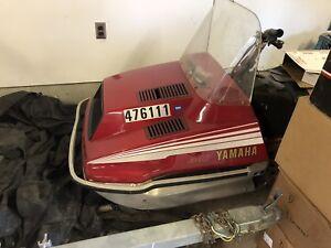1978 ET 340 Yamaha