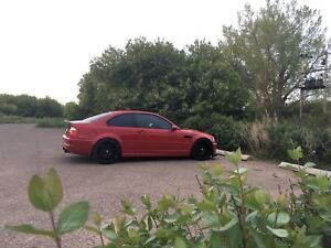 2001 BMW E46 M3 *Reduced for quick sale*