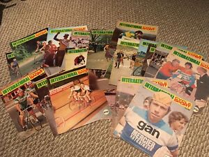 Vintage Bicycle magazines from mid 1970's