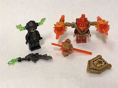 LEGO 72003 Nexo Knights Berserker Bomber Minifigure Lot Minifigures Nice