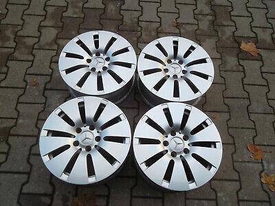 4 x Alufelgen Original Mercedes C Klasse W205 C205 16x6,5 ET 38 A2054010100(d981