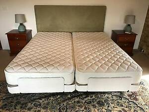 Plega Electronic King Size Bed Nar Nar Goon North Cardinia Area Preview