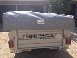 Camel Camper Trailer 13ft tent McDowall Brisbane North West Preview