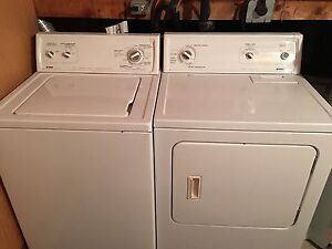 FOR SALE- Washer and Dryer