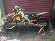 Rmz450 injected Woodford Moreton Area Preview