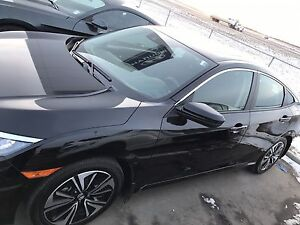 2016 honda civic EXT model no GST