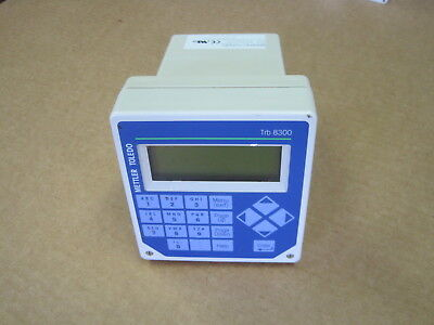 Mettler Toledo Trb 8300 Turbidity Transmitter