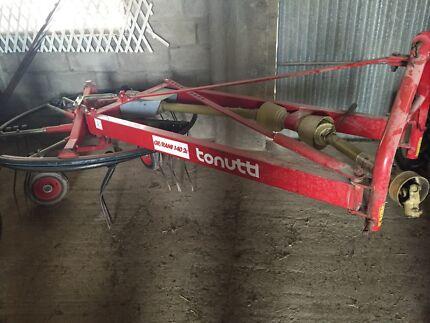 Tonutti GR/RAMI/140 2c Stick Rake Ballandean Southern Downs Preview