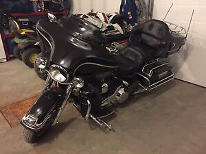 Harley Davidson screaming eagle ultra classic