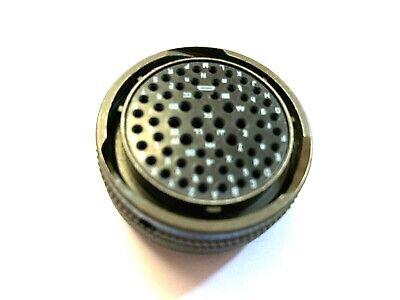 New Amphenol Ms27473t24b4sa Circular Mil-spec Connecto