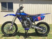 YAMAHA YZ250F Stawell Northern Grampians Preview