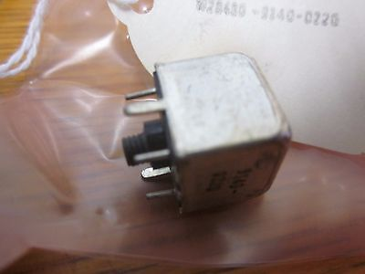 3 Pieces Variable Inductor Rf Coil Pn 9140-0220 New