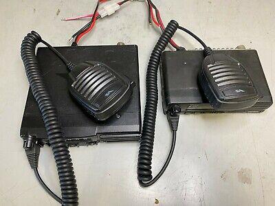 Vertex Vx-4107-6-45 Uhf 45 Watt Mobile And Vertex Vx-2000u 25 Watt 4 Ch