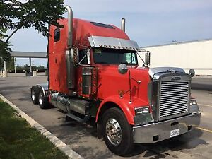 1998 Freightliner Classic XL, 3406E 550hp