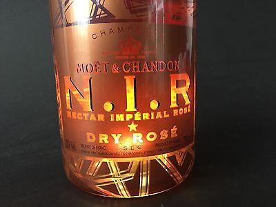 Moet & Chandon Nectar Imperial Rose Champagner N.I.R. 0, 75l 12% Vol.