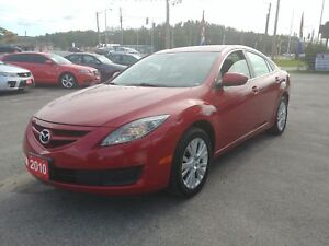 2010 Mazda Mazda6 GS !!CERTIFIED!!WARRANTY AVAILABLE!!