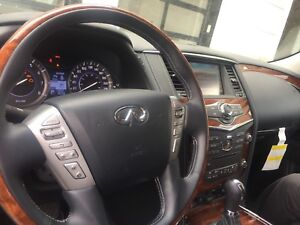 2017 QX80 Infiniti lease takeover SUV 5 months $0 down