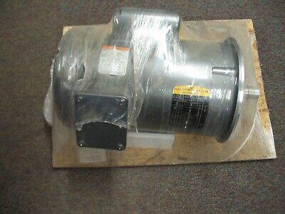 Baldor Industrial Motor 2 Hp Vl3605t 115230 Volt Single Phase