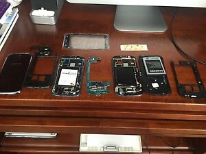Samsung s3 for parts and new parts