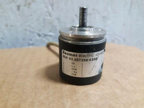 Baumer Encoder CH-8501  BDK 03.05T256/K556  Q159